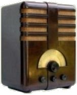 Ekco Radio from the Museum's collection