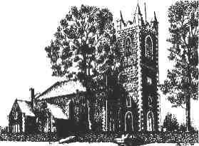 Sketch of Seagoe Church